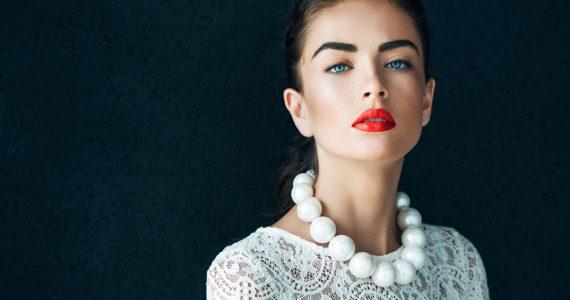 joyería mujer perlas