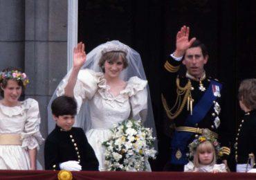 pastel de bodas princesa diana carlos