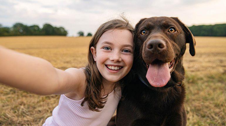 viajar con niños perros mascotas perro