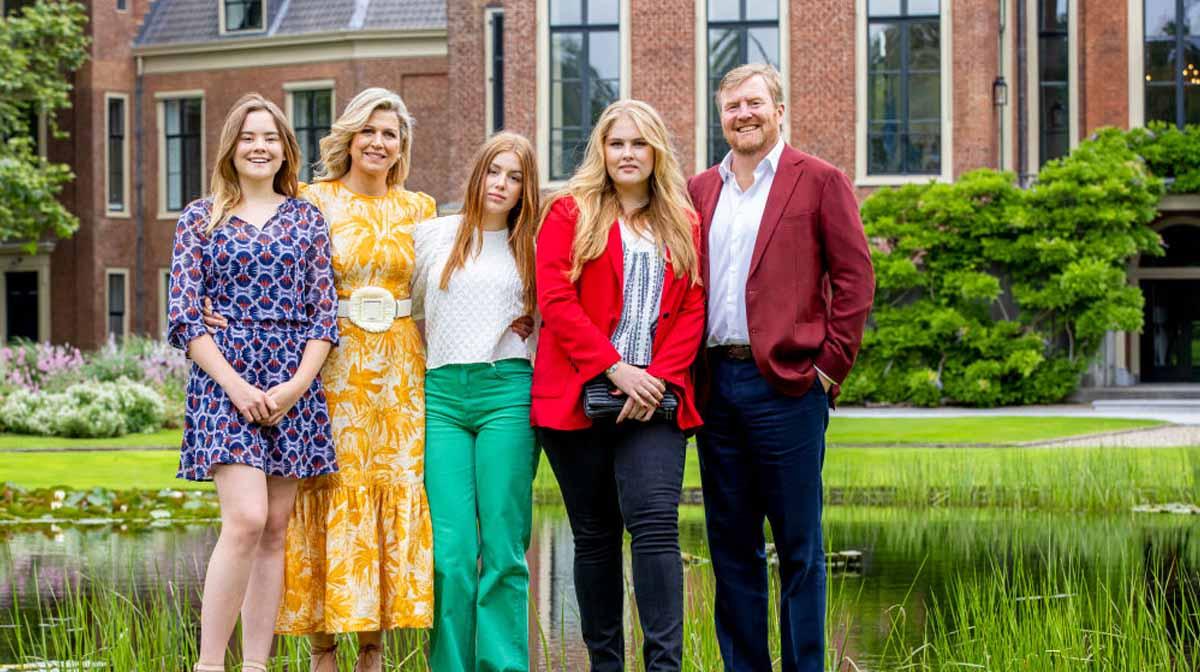 photoshoot familia real holanda 8
