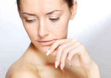 piel y estrés mujer
