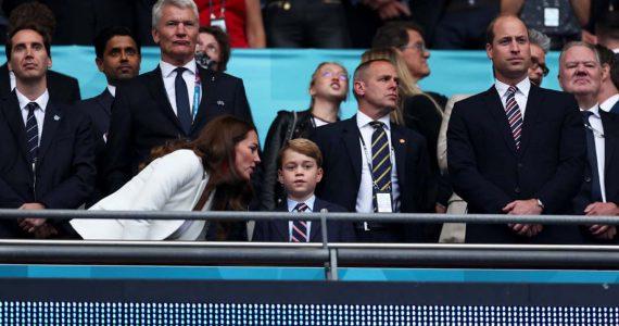 príncipe george eurocopa