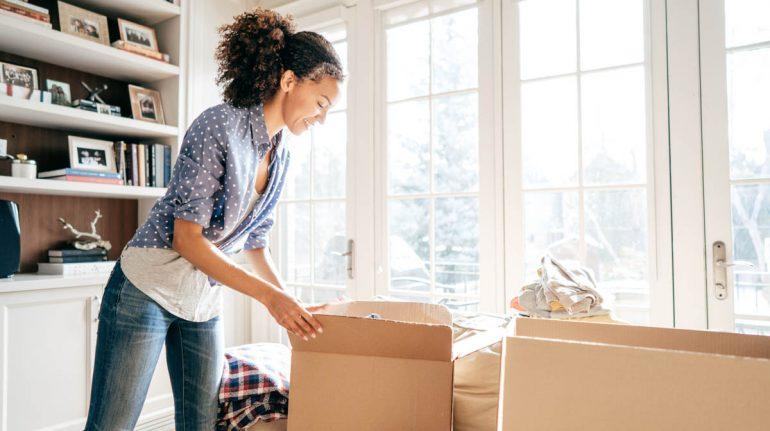 reorganizar tu hogar