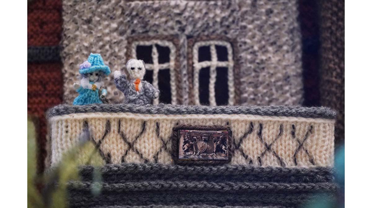 sandringham tejido reina isabel ii