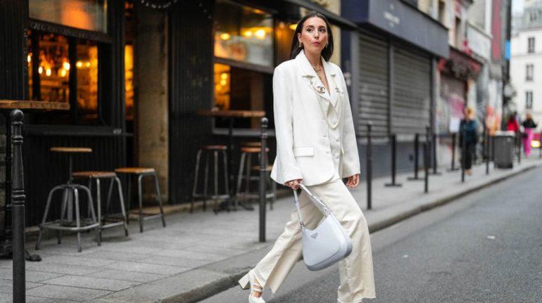 tonos neutros moda ropa mujer