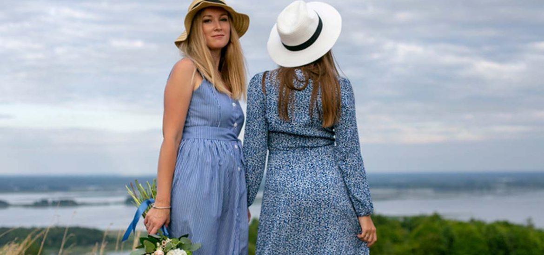 vestidos largos mujer más de 30