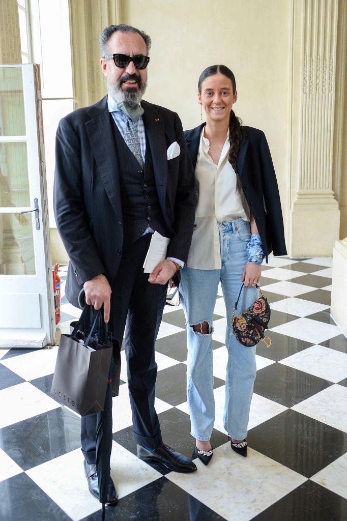 El gusto por la moda y un desfile: lo que une a Jaime y Victoria Federica de Marichalar