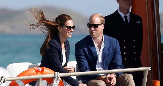 Revelan la 'staycation' de los duques de Cambridge con sus hijos en Cornualles